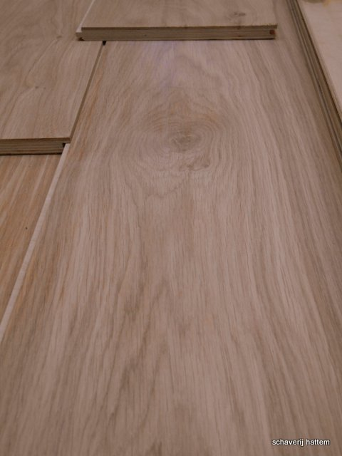 Engineered floor boards
